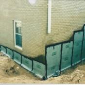 Residential Repairs - Basement Waterproofing #1
