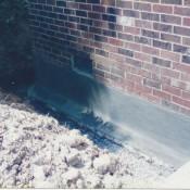 Residential Repairs - Basement Waterproofing #3