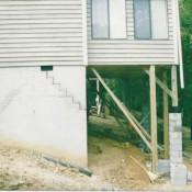 Residential Services - Basement Wall Repair #8