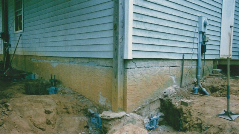 Residential Services - Foundation Repair #2