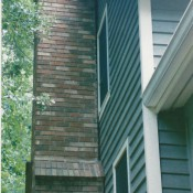 Residential Services - Leaning Chimneys #2