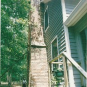 Residential Services - Leaning Chimneys #4