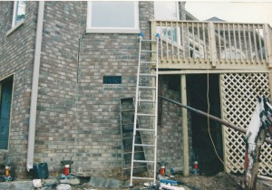 Residential Services - Masonry Repairs #2